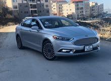 Ford Fusion 2017 Titanium