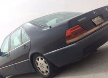 Used condition Mercedes Benz CLS 500 1991 with 0 km mileage