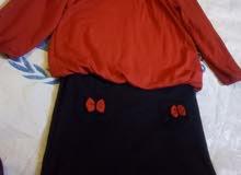 فستان مستعمل استعمال نظيف...السعر 40 دينار..المكان صياد