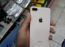 iphone8 pluse uesd 64gb gold coloer