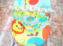الكرسي الاتوماتيكي الهزاز للأطفال بسعر ممتاز