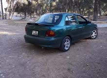 1995 Used Accent with Manual transmission is available for sale