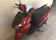 Honda motorbike for sale made in 2018