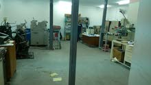 offset printing press & advertising workshop for sale