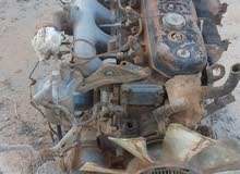 محرك مازدة كنتر مع الكنبيو المحرك يصرف