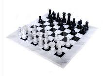 شطرنج رخام صنع يدوي