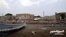 للبيع أرضية في عدن محاطة بالبحر من 3 اتجاهات