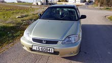 1 - 9,999 km mileage Honda Civic for sale