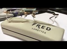 إطار نظارة Fred جديد