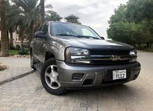 Chevrolet TrailBlazer 2008 For sale - Grey color