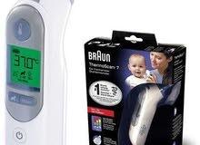 جهاز مقياس الحرارة من براون للأطفال بسعر مغري