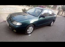 For sale 1997 Green Accent