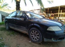 Volkswagen Passat car for sale 2004 in Tripoli city