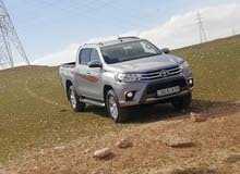 Available for sale! 1 - 9,999 km mileage Toyota Hilux 2018