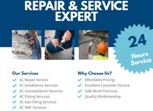Ac repair ac services ac maintenance 24 hours