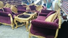 sale Nabco living room set 7 seater eith 3 table
