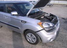 Used condition Kia Soal 2012 with 50,000 - 59,999 km mileage