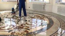 خدمات تنظيف كاملة شقق وفيلات وشركات ومصانع ومطاعم