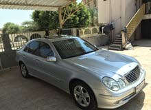 Mercedes Benz E 320 2005 For sale - Silver color