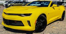 Chevrolet Camaro car is available for sale, the car is in New condition