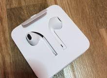 سماعة ايفون 8 جديدة