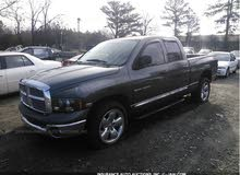 Automatic Grey Dodge 2005 for sale