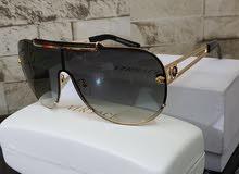 نظارات إيطالية أصلية جديدة ماركة VERSACE