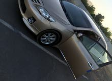 Toyota Corolla 2012 For sale - Gold color