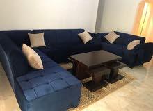 شقة مفروشة قريبة جدا من جامعة اللوم التطبيقية في شفا بدران
