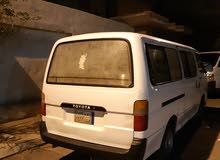 Used condition Toyota Hiace 1992 with +200,000 km mileage