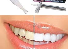 جدبد قلم تبييض الأسنان