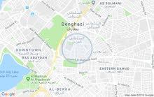 أرض للبيع على شارعين المساحه 500 م في الحليس مقابل شالهات  عبدو إسماعيل