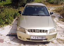 2001 Hyundai in Madaba