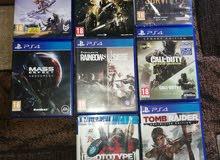 PlayStation 4 games ألعاب بلايستيشن