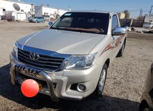Beige Toyota Hilux 2014 for sale