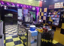محل قهوه للبيع بسعر جيد