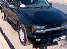 Automatic Black Chevrolet 2002 for sale