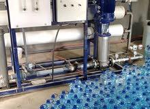 محطات تحليه المياه امريكي الصنع باسعارمغريه جديدومستخدم للتواصل واتس771666076