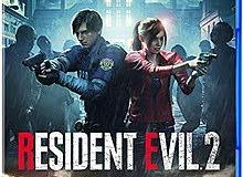 لعبة Resident Evil 2 PS4 الجديده