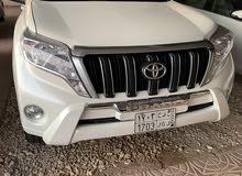 km Toyota Prado 2015 for sale