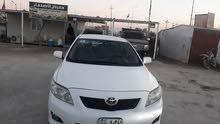 For sale 2009 White Corolla