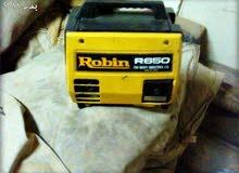 ماطور روبن 650 نظيف