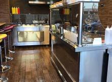 مطعم للبيع جبل الحسين