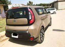 Gasoline Fuel/Power   Kia Soal 2014