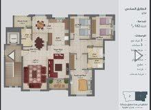 شقة جديدة للبيع في مدينة روابي