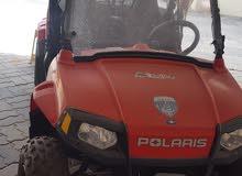بولاريس2014نظيف جدا للبيع او المبادله