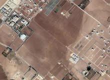 ارض 500م بالطنيب (العيادات مشروع الجاردنز سيتي)