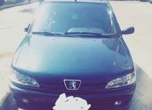 بيجو 306  موديل 2001 بحالة جيدة للبيع