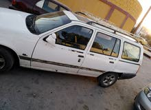 Used condition Opel Kadett 1990 with 0 km mileage
