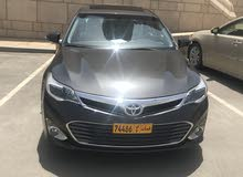 Gasoline Fuel/Power   Toyota Avalon 2015
